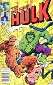 incredible hulk comic books issue 293