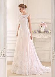 a line wedding dress buy discount tulle satin bateau neckline a line wedding