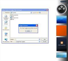 gadget de bureau windows 7 gratuit télécharger windows sidebar xp 6 0 gratuit