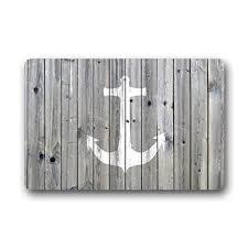 Nautical Bathroom Rugs Nautical Bath Rug