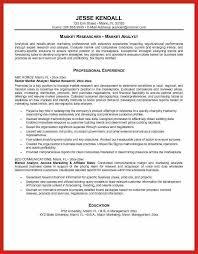 Resume For Analyst Position Data Analyst Resume Good Resume Format