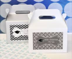 graduation boxes hats to you graduation mini gable boxes set of 12