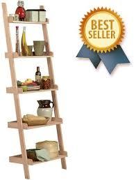 best 25 leaning shelves ideas on pinterest ladder shelves