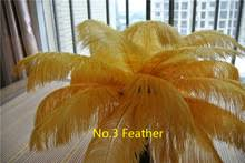 Ostrich Feather Centerpieces Wholesale popular gold ostrich feather centerpieces buy cheap gold ostrich