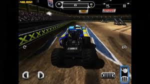 monster truck video games online mtd monster truck destruction app review 2013 youtube
