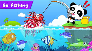 happy fishing game for kids android apps on google play