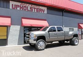 Auto Upholstery Tucson 2009 Chevy Silverado 3500 Buildup Bell Auto Upholstery Truckin