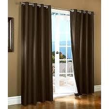 Brown Blackout Curtains Brown Blackout Curtains Teawing Co
