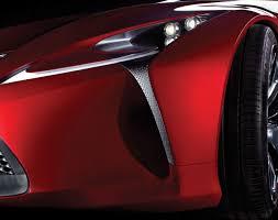 nuevo lexus lf lc lexus nos muestra la cara del lf lc concept autofácil