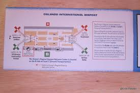 Map Of Orlando Airport by Frequently Asked Questions About Disney U0027s Magical Express