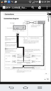 pioneer avh p3200dvd wiring diagram dolgular com