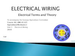 why take electrical engineering ppt download