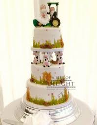 themed wedding cakes farmers themed wedding cake a bite of delight