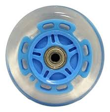 razor kick scooter light up wheels kick push led scooter wheels with abec9 bearings for razor scooters