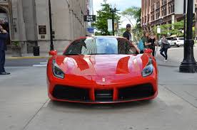 2017 ferrari 488 gtb stock l374ab for sale near chicago il il