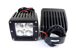 led driving lights for trucks 2 x cube 16w cree led flood fog driving light for off road bar jeep