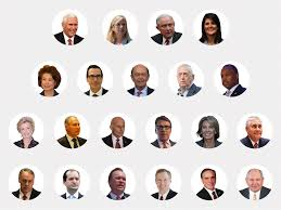 Which Is The Most Recently Created Cabinet Department Who Is In President Donald Trump U0027s Cabinet White House Senior