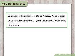 how to cite a website with sample citations wikihow