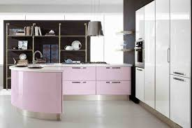 Two Wall Kitchen Design Best Curved Kitchen Design That You Should Know Kitchen Rabelapp