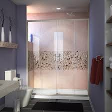 Shower Doors Reviews Recommended Best Sliding Shower Door Reviews Guide