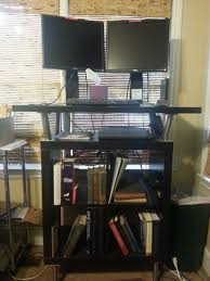 Lifehacker Ikea Standing Desk by A Year With A Stand Up Desk