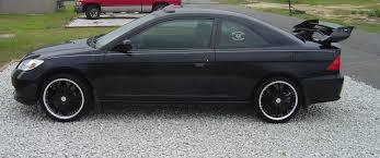2005 Honda Civic Coupe Interior Burks2441 2005 Honda Civicex Special Edition Coupe 2d Specs