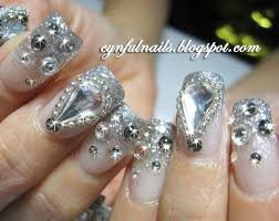 100 best bling nail art images on pinterest bling nail art