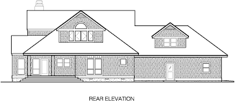 Utah House Plans Woods Cottage Crawlspace Foundation 3464 Sf Southern Cottages