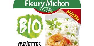 plat cuisiné fleury michon fleury michon lance des plats cuisinés bio