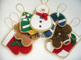 85 best crafts felt ornaments images on