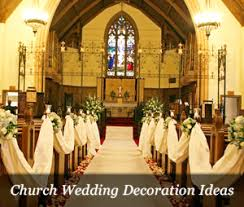 wedding ceremony decorations church decoration ideas be equipped cheap wedding ceremony
