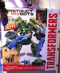 transformers hound transformers construct bots hound with wide load construct bots