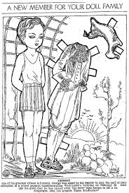 and martha washington coloring page