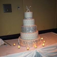 white bling wedding cakes u2014 marifarthing blog the great