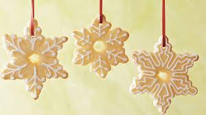 snowflake cookies stained glass snowflake cookies recipe bettycrocker