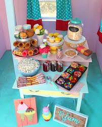 sundae bar toppings playhouse ice cream sundae party with merry mag summer fynes