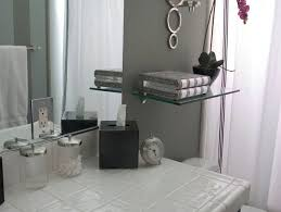 shelves in bathrooms ideas small bathroom storage idea with diy shelving the toilet