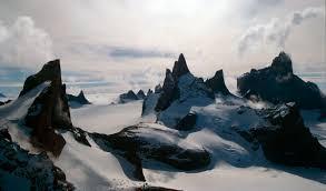drygalski mountains wikipedia