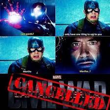 Martha Meme - civil war batman v superman ending martha meme quirkybyte