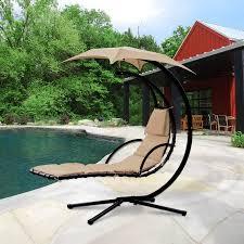 Walmart Hammock Chair Cloud Mountain Hanging Chaise Lounger Chair Air Porch Floating