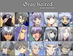 names of anime inspired hair styles personality based on hair color anime amino