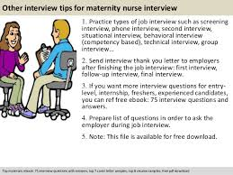 maternity nursing maternity questions