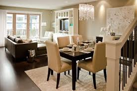 Awesome Living And Dining Rooms  Dining Room And Living Room - Dining and living room design