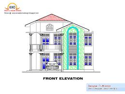 house plan elevation kerala home design floor plans house plans