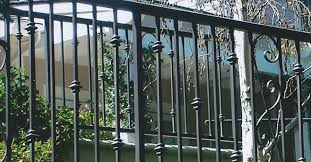 wrought iron ornamental metal simi valley la san fernando valley