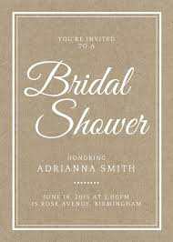 bridal shower invitation templates canva