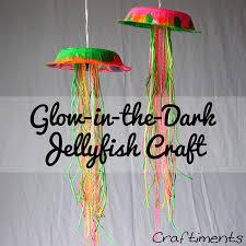 GlowintheDark Jellyfish  Think Crafts by CreateForLess