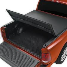 nissan frontier bed cover 5ft bed black soft tri fold tonneau cover for a 05 17 nissan