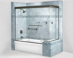 Shower Sliding Door Crl Arch Frameless Glass Sliding Shower Door Systems