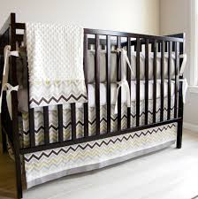the chevron baby bedding and the consideration for choosing it